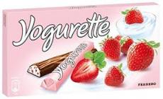 Yogurette, 10 Riegel, 125g