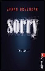 Zoran Drvenkar: Sorry