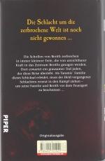 Ralf Isau: Die zerbrochene Welt - Feueropfer