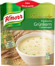 Knorr Fränkische Grünkernsuppe