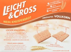 Leicht & Cross Vollkorn, 125g