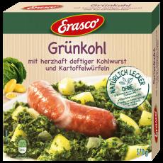 Erasco Grünkohl mit Kohlwurst und Kartoffeln, 370g