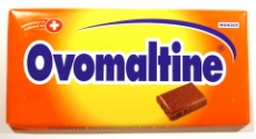 Ovomaltine chocolate, 100g