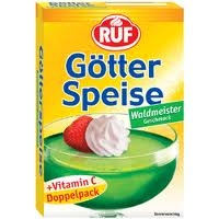 Götterspeise Waldmeister