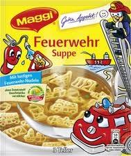 Maggi Feuerwehrsuppe