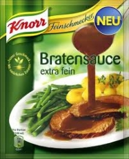 Knorr Bratensauce extra fein