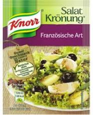 5 Knorr Salatkrönung Französische Art