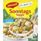 Maggi Sonntags-Suppe