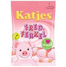 Katjes Fred Ferkel, 200g BBD 05/2018