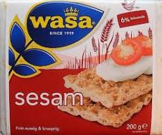 Wasa Sesam, 200g