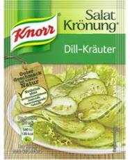 Knorr Salatkrönung Dill-Kräuter, 5 St.