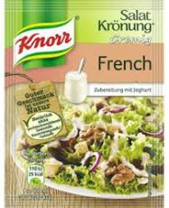 5 Knorr Salatkrönung French