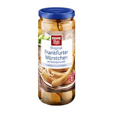 5 Original Frankfurter Würstchen, 250g