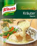 Knorr Feinschmecker Kräuter Sauce, FDC 10/2018