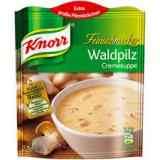 Knorr Feinschmecker Waldpilz Cremesuppe, BBD 09/19
