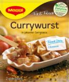 Maggi Fix - Currywurst, BBD 06/2020