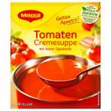 Maggi Tomaten-Cremesuppe mit feiner Specknote