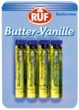 Butter-Vanille Aroma, 4 uds