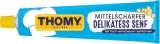 Thomy Delikatess Senf, mittelscharf, 200ml