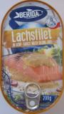 Lachsfilet in Senf-Sauce nach Dijon Art, 200g