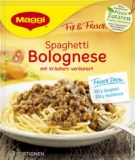Maggi Fix - Spaghetti Bolognese