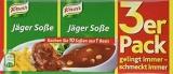 Knorr Jäger Soße, 3 uds.
