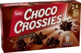 Choco Crossies feinherb, 2 x 75g