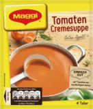 Maggi Tomaten Cremesuppe, BBD 08/19