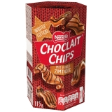 Choclait Chips con canela, 115g