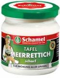 Schamel Tafel Meerrettich scharf, 190g