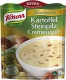 Knorr Kartoffel-Steinpilz-Suppe