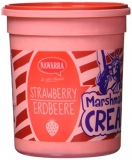 Marshmallow Cream Strawberry, 180g