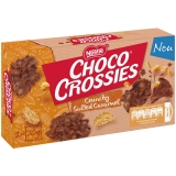 Choco Crossies Crunchy Salted Caramel, 140g, BBD 06/2020