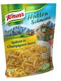 Knorr Spätzle in Champignonsauce