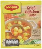Maggi Grießklößchen-Suppe