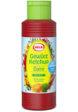 Hela Gewürzketchup Curry delikat with 30% less sugar, 300ml