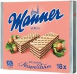 Manner Neapolitaner, 4 x 75g