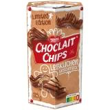 Choclait Chips mit Lebkuchengeschmack