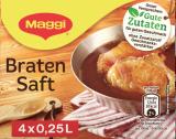Maggi Bratensaft für 4 x 0,25 l