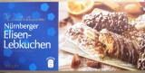 Nürnberger Elisen-Lebkuchen, 300g
