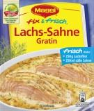 Maggi Fix - Lachs-Sahne Gratin