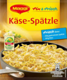 Maggi Käse-Spätzle