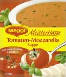 Maggi Tomaten-Mozarella Suppe