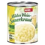 Mildes Weinsauerkraut, 810g