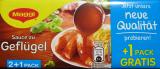 Maggi Sauce zu Geflügel, 3 uds.