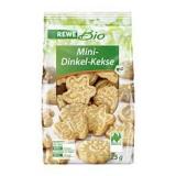 Bio Mini Dinkel-Kekse, 125g