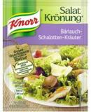 Knorr Salatkrönung Bärlauch-Schalotten-Kräuter, 5x