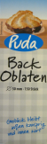 150 Backoblaten, Ø 50mm