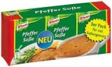 Knorr Pfeffer-Soße x 3